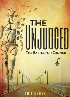 phil hurst writer the unjudged book cover